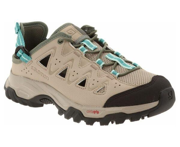 Sandalias-Chanclas Marca SALOMON Para Hombre. Actividad deportiva Excursionismo-Trekking, Artículo: ALHAMA W.