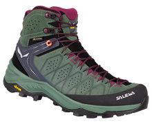 Botes Marca SALEWA Per Dona. Activitat esportiva Alpinisme-Mountaineering, Article: WS ALP TRAINER 2 MID GTX.