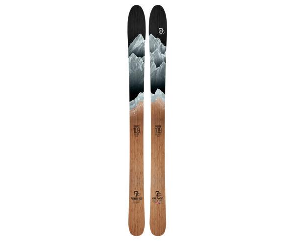 Esquís Marca ICELANTIC Para Unisex. Actividad deportiva Freeski, Artículo: PIONEER 109.