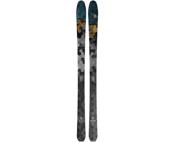 Esquís Marca ICELANTIC Para Unisex. Actividad deportiva Freeski, Artículo: SABRE 89.