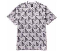 Camises Marca HUF Per Home. Activitat esportiva Street Style, Article: TRINITY SHORT SLEEVE SOCCER JERSEY.