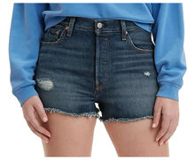 Pantalons Marca LEVI'S SKATEBOARDING Per Dona. Activitat esportiva Street Style, Article: 501 ORIGINAL SHORTS.