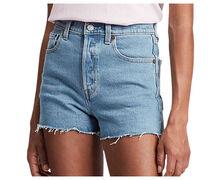 Pantalons Marca LEVI'S SKATEBOARDING Per Dona. Activitat esportiva Street Style, Article: RIBCAGE SHORTS.