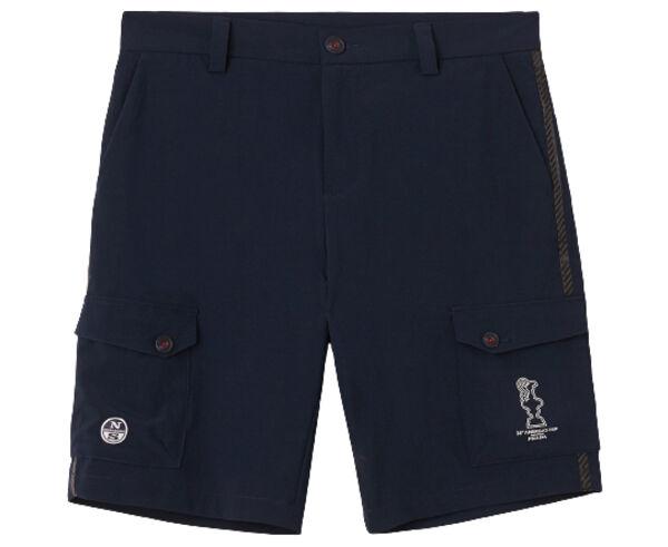 Pantalons Marca PRADA Per Home. Activitat esportiva Casual Style, Article: WALOMU CARGO SHORT.