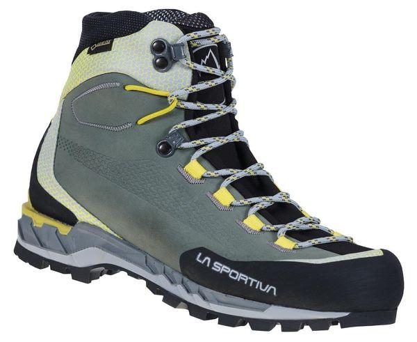 Botes Marca LA SPORTIVA Per Dona. Activitat esportiva Alpinisme-Mountaineering, Article: TRANGO TECH LEATHER WOMAN GTX.