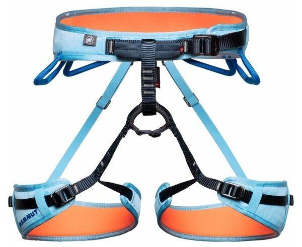 Arnesos Marca MAMMUT Per Dona. Activitat esportiva Alpinisme-Mountaineering, Article: OPHIR 3 SLIDE.