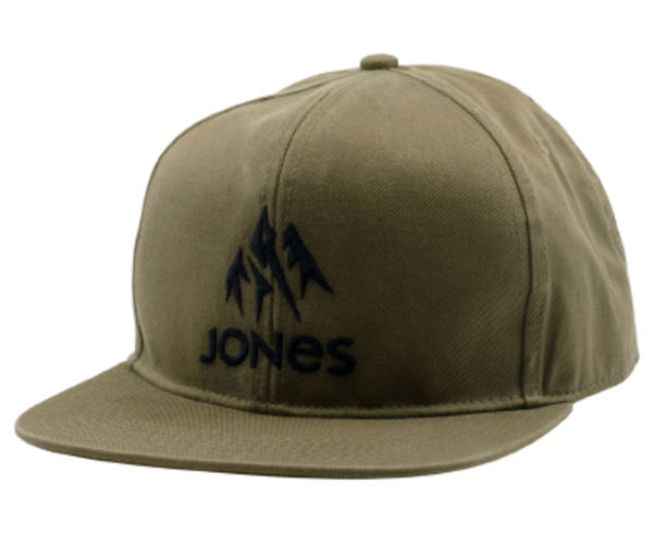 Complements Cap Marca JONES SNOWBOARDS Per Unisex. Activitat esportiva Street Style, Article: CAP JACKSON.