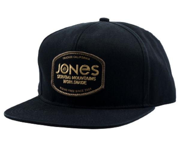 Complements Cap Marca JONES SNOWBOARDS Per Unisex. Activitat esportiva Street Style, Article: CAP RIDING FREE.