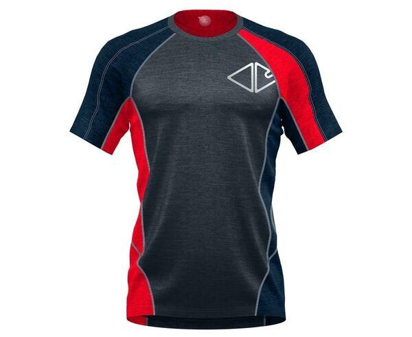 Camises Marca CRAZY IDEA Per Home. Activitat esportiva Excursionisme-Trekking, Article: T-SHIRT RESOLUTION MAN.
