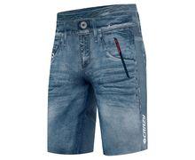 Pantalons Marca CRAZY IDEA Per Home. Activitat esportiva Excursionisme-Trekking, Article: SHORT SUPER MAN.
