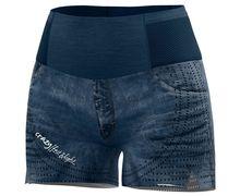 Pantalons Marca CRAZY IDEA Per Unisex. Activitat esportiva Trail, Article: SHORT LIGHTNING WOMAN.