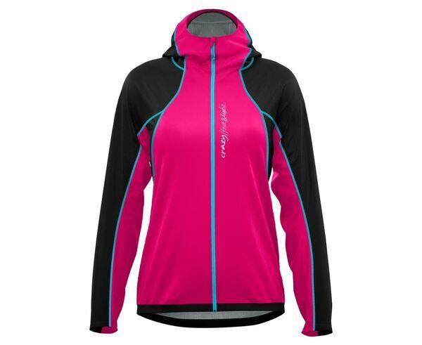Jaquetes Marca CRAZY IDEA Per Dona. Activitat esportiva Excursionisme-Trekking, Article: JKT SHARK WOMAN.