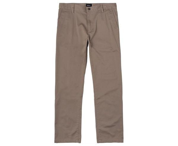 Pantalons Marca RVCA Para Home. Actividad deportiva Street Style, Artículo: THE WEEKEND STRETCH.