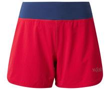 Pantalons Marca RAB Per Dona. Activitat esportiva Trail, Article: MOMENTUM SHORTS WMNS.