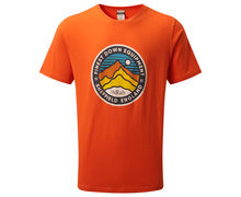Samarretes Marca RAB Per Home. Activitat esportiva Mountain Style, Article: STANCE 3 PEAKS TEE.
