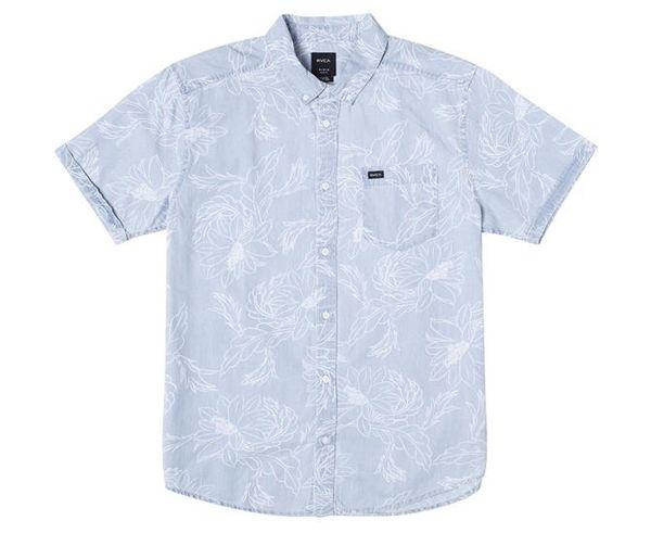 Camises Marca RVCA Para Home. Actividad deportiva Street Style, Artículo: COLD ONES SS.