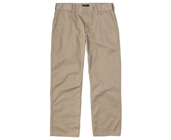 Pantalons Marca RVCA Para Home. Actividad deportiva Street Style, Artículo: AMERICANA CHINO.
