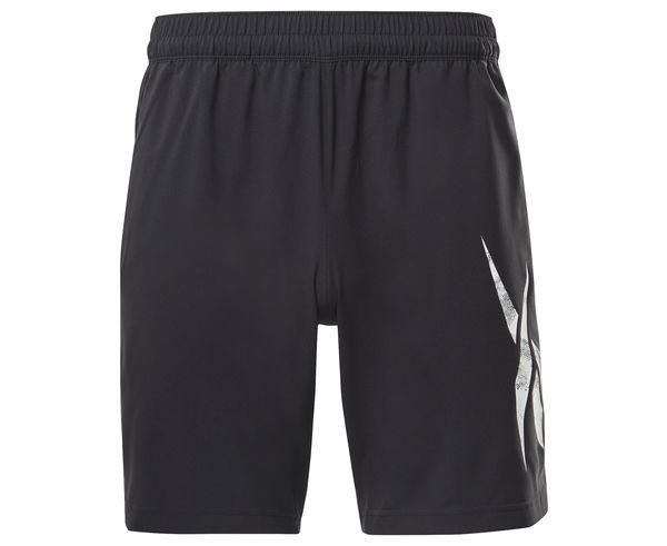 Pantalons Marca REEBOK Per Home. Activitat esportiva Fitness, Article: WOR WOVEN GRAPHIC SHORT.