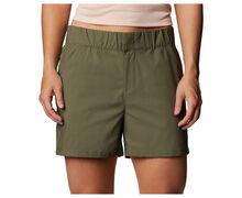 Pantalons Marca COLUMBIA Per Dona. Activitat esportiva Excursionisme-Trekking, Article: FIRWOOD CAMP II SHORT.
