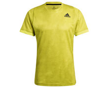 Samarretes Marca ADIDAS Per Unisex. Activitat esportiva Tennis, Article: TENNIS FREELIFT PRINTED T-SHIRT PRIMEBLUE.