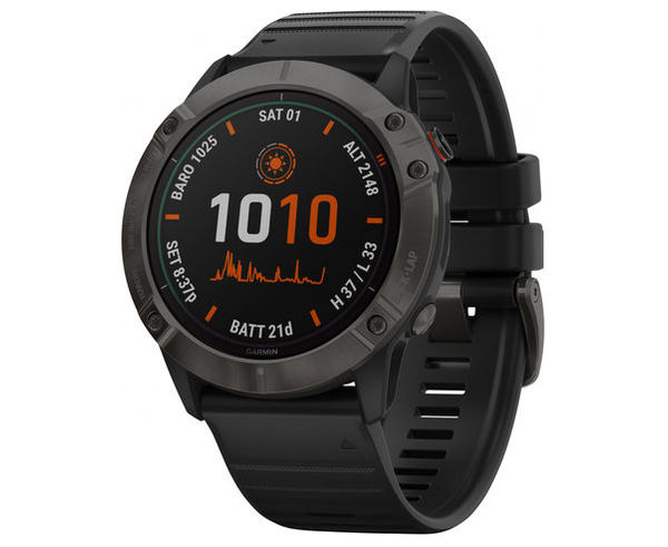 Rellotges Marca GARMIN Per Unisex. Activitat esportiva Electrònica, Article: FENIX 6X PRO SOLAR.