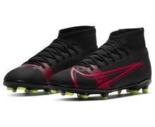 Botes Marca NIKE Per Nens. Activitat esportiva Futbol, Article: JR SUPERFLY 8 CLUB FG/MG.