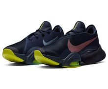Sabatilles Marca NIKE Per Home. Activitat esportiva Fitness, Article: AIR ZOOM SUPERREP 2.
