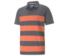 Polos Marca PUMA Per Home. Activitat esportiva Golf, Article: KIWI STRIPE POLO.