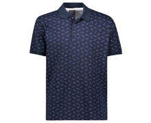 Polos Marca PAUL & SHARK Per Home. Activitat esportiva Casual Style, Article: COTTON POLO WITH SHARK PRINT.