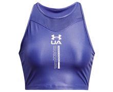 Samarretes Marca UNDER ARMOUR Para Dona. Actividad deportiva Fitness, Artículo: ISO CHILL CROP TANK.