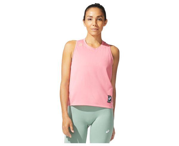 Samarretes Marca ASICS Per Dona. Activitat esportiva Running carretera, Article: SAKURA TANK.