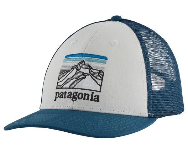 Complements Cap Marca PATAGONIA Per Unisex. Activitat esportiva Mountain Style, Article: LINE LOGO RIDGE LOPRO TRUCKER HAT.