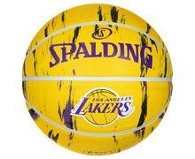 Pilotes Marca SPALDING Per Unisex. Activitat esportiva Bàsquet, Article: NBA LA LAKERS MARBLE.