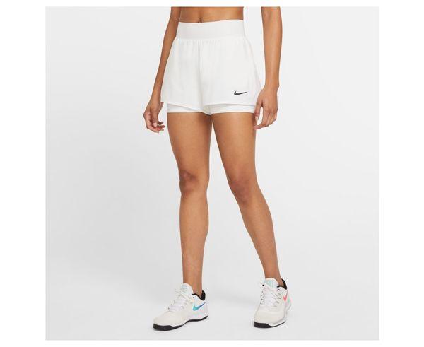 Pantalons Marca NIKE Per Dona. Activitat esportiva Tennis, Article: W CT VCTRY DF SHRT.