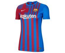 Samarretes Marca NIKE Per Dona. Activitat esportiva Futbol, Article: FC BARCELONA 2021/22 STADIUM H.