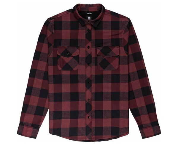 Camises Marca ELEMENT Per Home. Activitat esportiva Street Style, Article: TACOMA FLANNEL SHIRT.