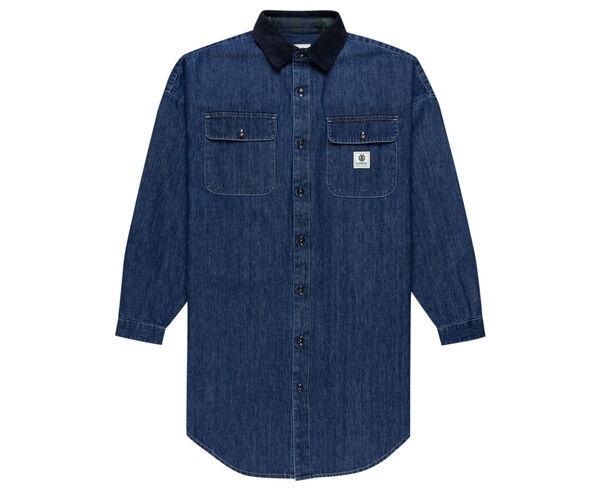 Vestits Marca ELEMENT Per Dona. Activitat esportiva Street Style, Article: LANE SHIRT DRESS.