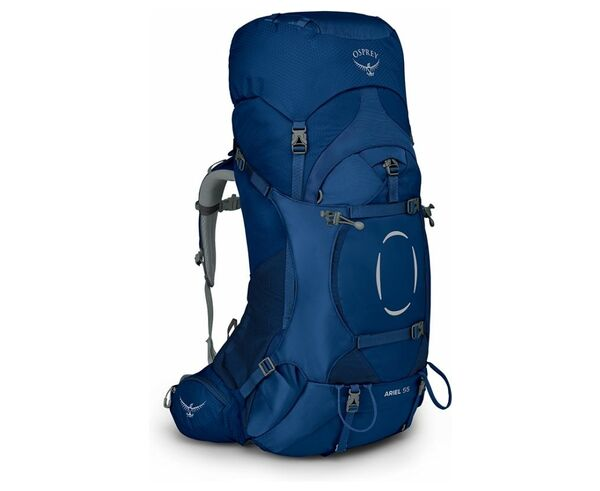 Motxilles-Bosses Marca OSPREY Per Unisex. Activitat esportiva Excursionisme-Trekking, Article: ARIEL 55.