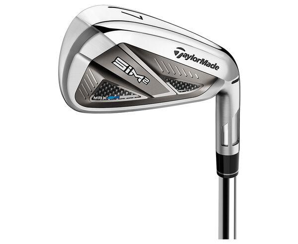 Sets Complets Marca TAYLOR MADE Per Unisex. Activitat esportiva Golf, Article: SIM2 MAX IRONS.