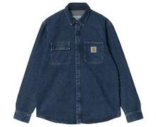 Camises Marca CARHARTT Per Home. Activitat esportiva Street Style, Article: SALINAC SHIRT JAC.