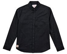 Camises Marca GLOBE Per Home. Activitat esportiva Street Style, Article: FOUNDATION LS SHIRT.