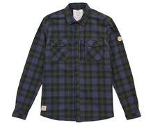 Camises Marca GLOBE Per Home. Activitat esportiva Street Style, Article: WANDERER SHACKET.