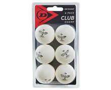 Boles Marca DUNLOP Per Unisex. Activitat esportiva Tennis taula, Article: CLUB CHAMP.