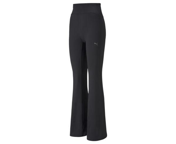 Pantalons Marca PUMA Per Dona. Activitat esportiva Fitness, Article: STUDIO YOGINI RIB WAIST FLARE.