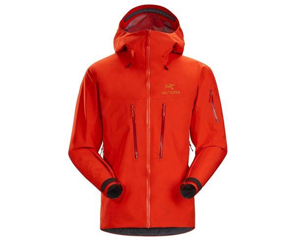 Jaquetes Marca ARC'TERYX Per Home. Activitat esportiva Alpinisme-Mountaineering, Article: ALPHA SV JACKET MEN'S.