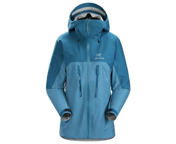 Jaquetes Marca ARC'TERYX Per Dona. Activitat esportiva Alpinisme-Mountaineering, Article: ALPHA AR JACKET WOMEN'S.