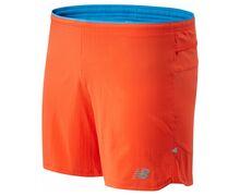 Pantalons Marca NEW BALANCE Per Home. Activitat esportiva Running carretera, Article: LONDON EDITION PRINTED IMPACT RUN 5 INCH SHORT.