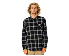 Camises Marca RIP CURL Per Home. Activitat esportiva Street Style, Article: CHECKED OUT L/S FLANNEL.