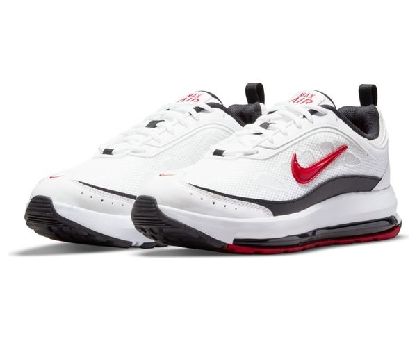 NIKE Homme NIKE AIR MAX AP MEN'S SHOE -Chaussures Sport WHITE/UNIV ...