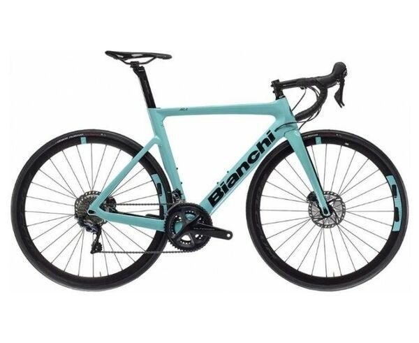Bicicletes Marca BIANCHI Activitat esportiva Ciclisme carretera, Article: ARIA AERO RIVAL ETAP AXS.